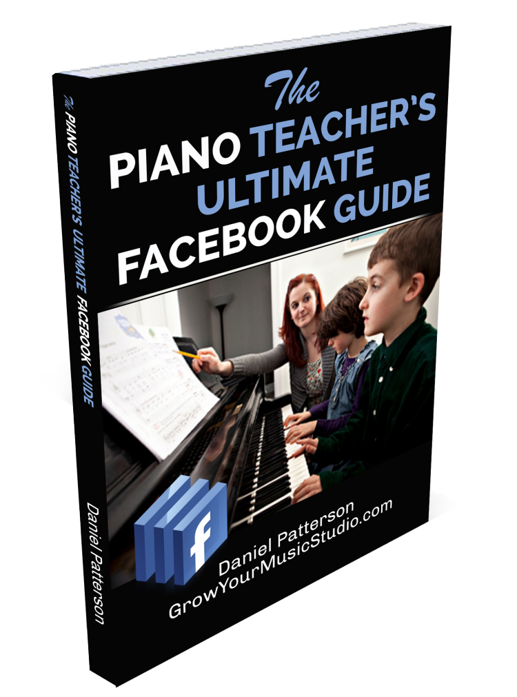 The Piano Teacher's Ultimate Facebook Guide