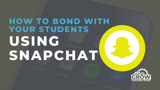 How to Bond With Your Students Using Snapchat