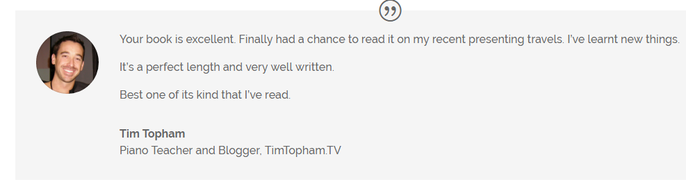 Tim Quote