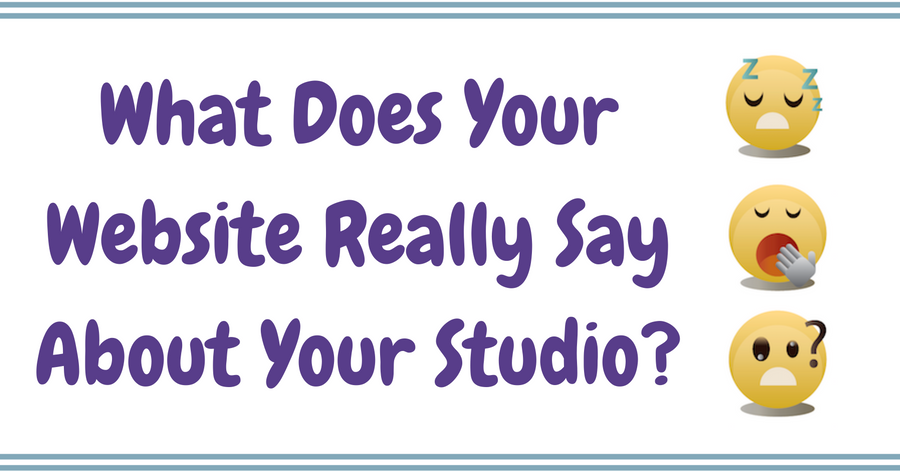 What Does Your Website Really Say About Your Music Studio?