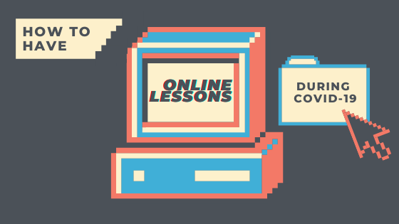 How to Teach Online Music Lessons During COVID-19